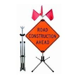 Heavy-Duty Sign Stand (Order of 1 - 6 Units)