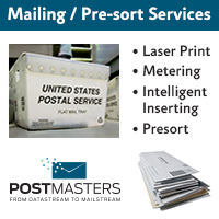 Mailing / Pre-sorting Services