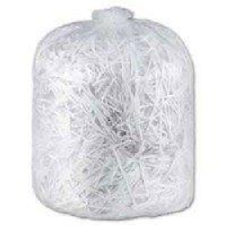 Trash Can Liners - Transparent - 20 - 35 gallon