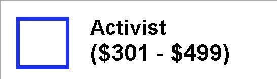 INARF PAC Activist