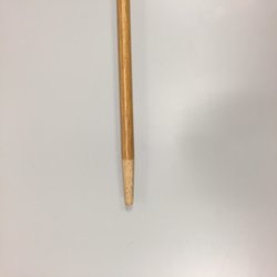 Handle, Wooden - For Push Broom